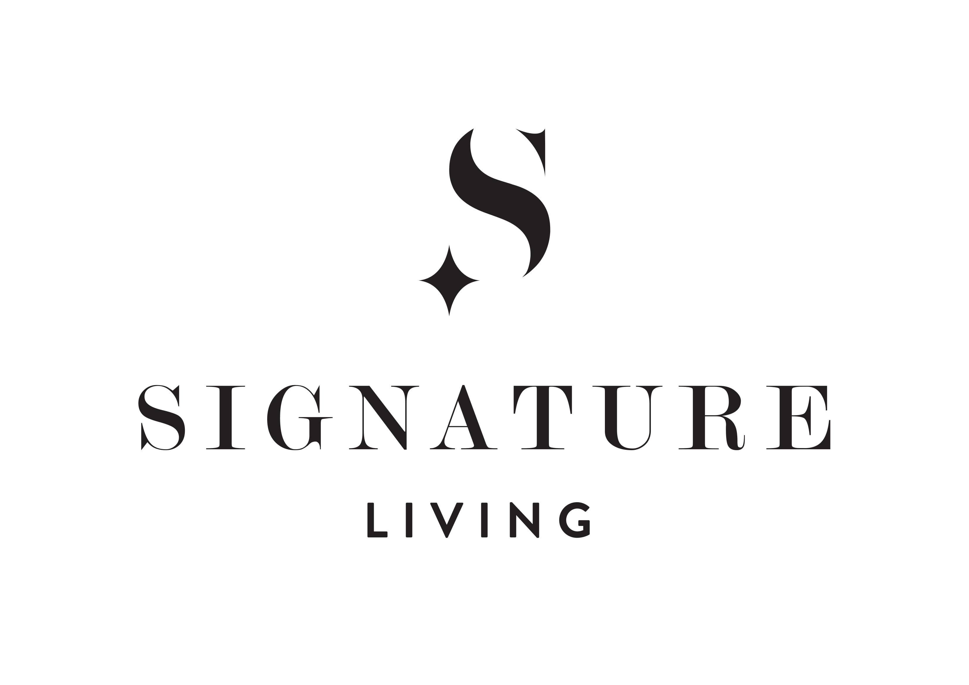 Signature Living sponsor Educate Awards