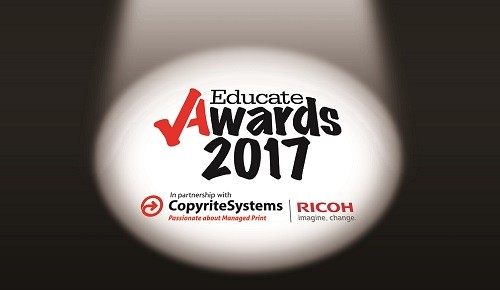 More sponsors on board for the Educate Awards 2017