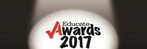 shortlist Educate Awards 2017
