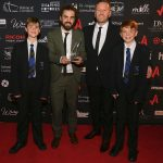 Educate Awards Spirit of Enterprise award Winner