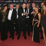 Educate Awards Community Partnership Award Winner