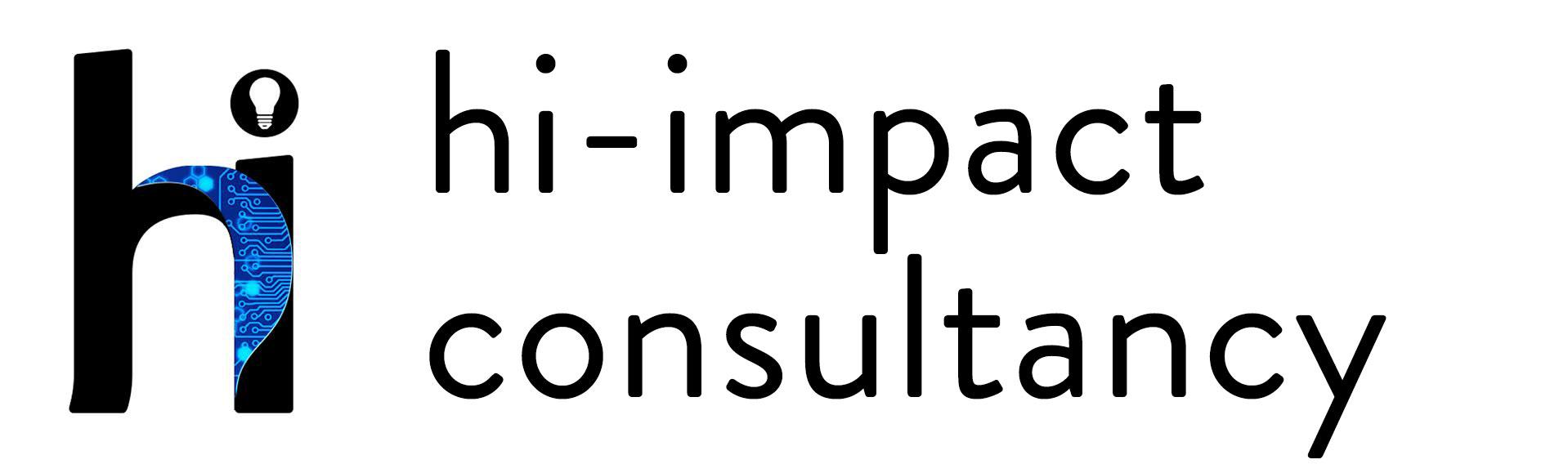 Hi impact consultancy