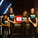 The Hollins 'Beyond Labels: In Young Men's Shoes' - Educate Awards 2017