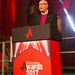 The Bishop of Liverpool, Rt Rev. Paul Bayes