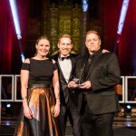 Educate Awards 2017 James Tarrt