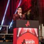 Simon Ross wraps up the awards ceremony!