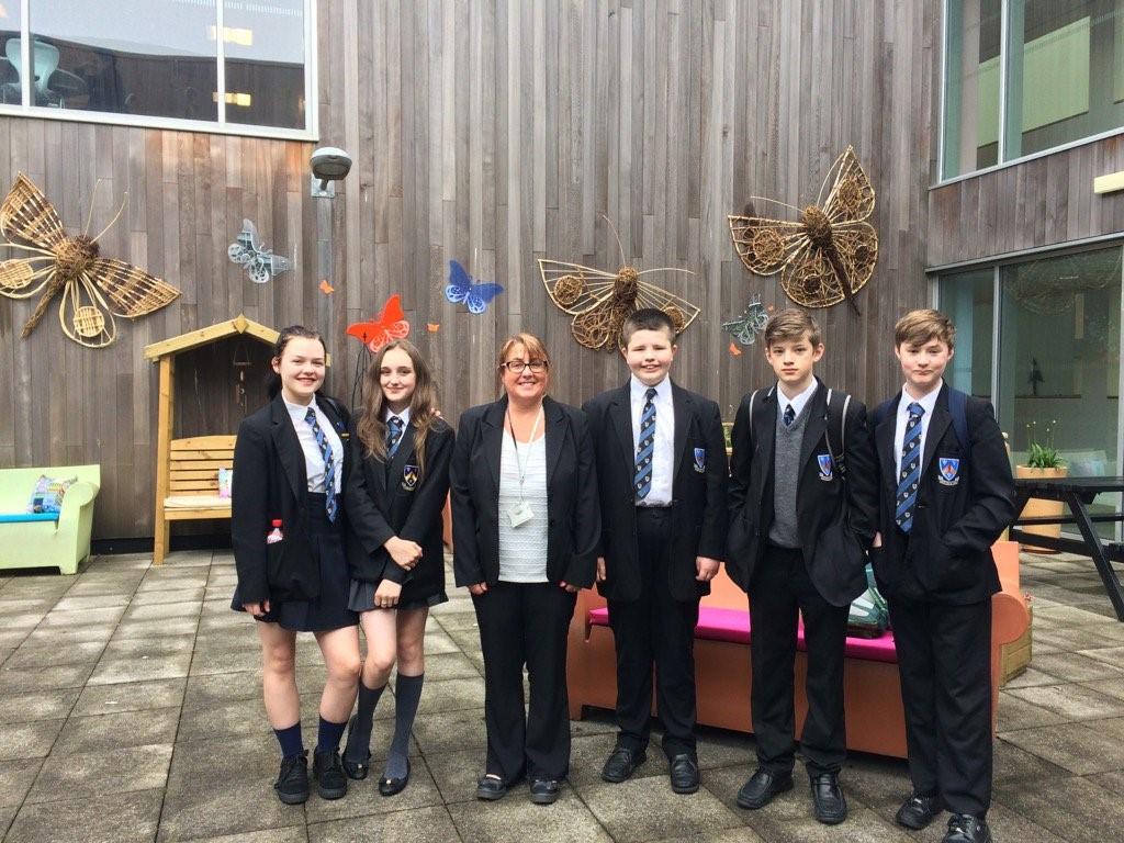 St Edmund Arrowsmith Educate Awards Shortlist 2017