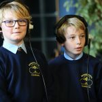Bickerstaffe CE Primary School features on a single for Children in Need [2]