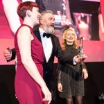 Copyrite Systems presented the Leadership Team of the Year Award