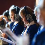 Queen's Park Primary School features on a single for Children in Need [2]