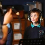Saughall All Saints C of E Primary School features on a single for Children in Need [2]