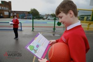 St Finbar's Catholic Primary School has come on board with LSSP's My Personal Best programme